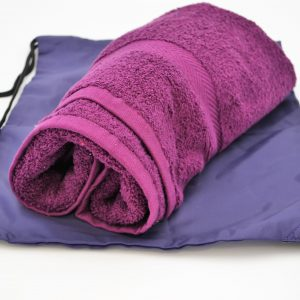Gymsac/Swimming Bags With Towel Set